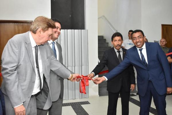 Ministério Público inaugura sede e serviço do Procon em Floriano