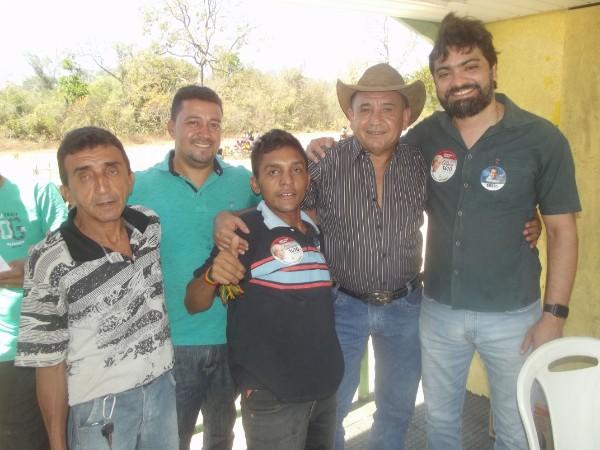 Corrida de Cavalos da região marca o encerramento dos Festejos de Curralinhos
