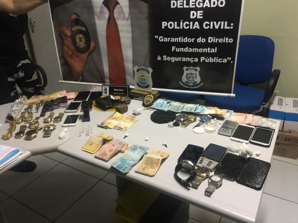 Piauí | Polícia Civil deflagra operação contra o tráfico de drogas