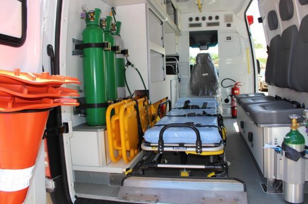 Saúde: município de Água Branca vai receber nova ambulância