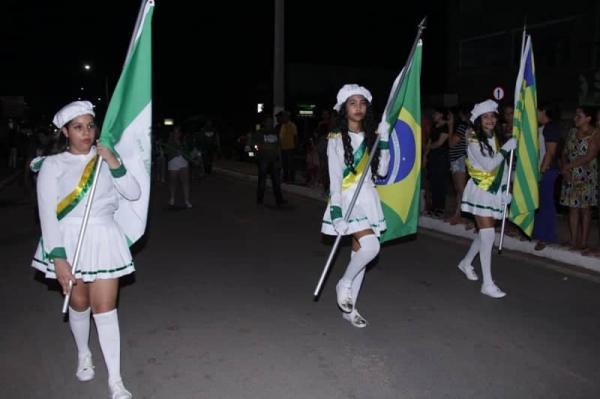Prefeitura de Água Branca promove desfile em comemoração à Independência do Brasil; imagens