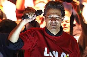Em carta, Lula confirma que Haddad é o candidato à Presidência