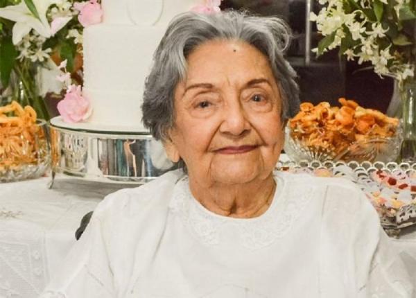 Mãe do deputado Marcelo Castro morre aos 93 anos em Teresina