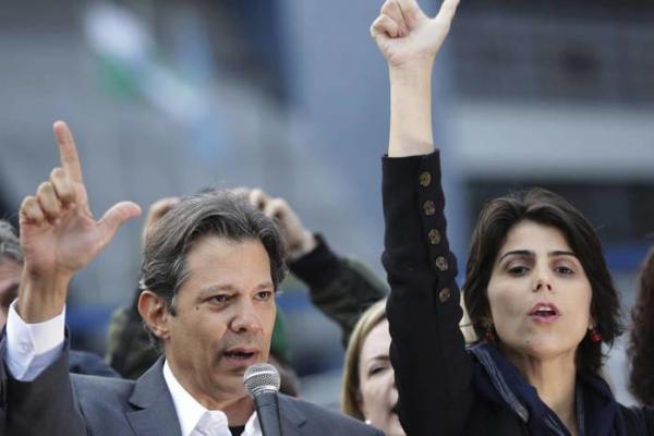 Haddad: 'Fizeram de tudo para barrar Lula e vão morrer na praia'