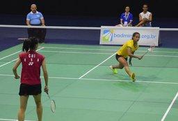 Piauienses vão participar da 2ª fase do Campeonato de Badminton