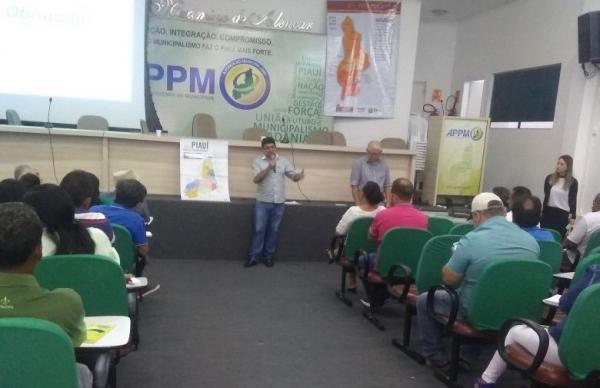 Com apoio da Ampar e outros parceiros, II Plenária Territorial Ordinária do CDTS-Entre Rios 2018 foi realizada em Teresina