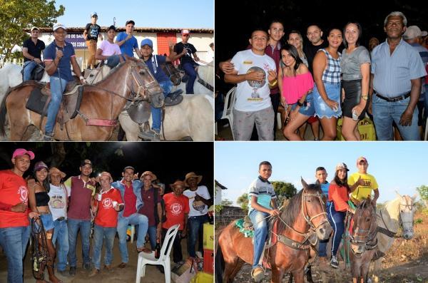 Cavalgada da Chapada dos Cosmos município de Santo Antônio dos Milagres é realizada com sucesso; imagens