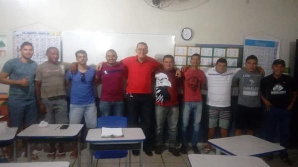 Reunião entre desportistas define 1ª edição da Copa dos Campeões do Médio Parnaíba