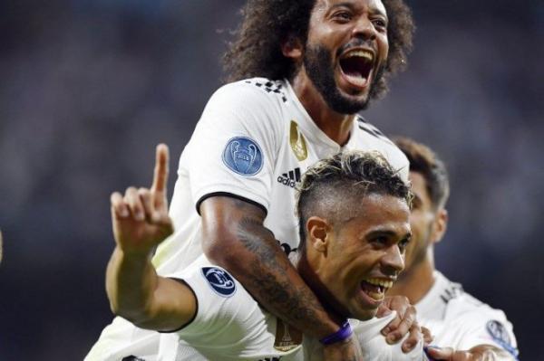 Real Madrid atropela a Roma por 3 a 0 na Liga dos Campeões