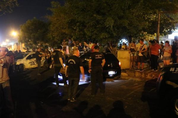Dono de lava-jato é morto a tiros e um suspeito é preso em Teresina; dois fugiram