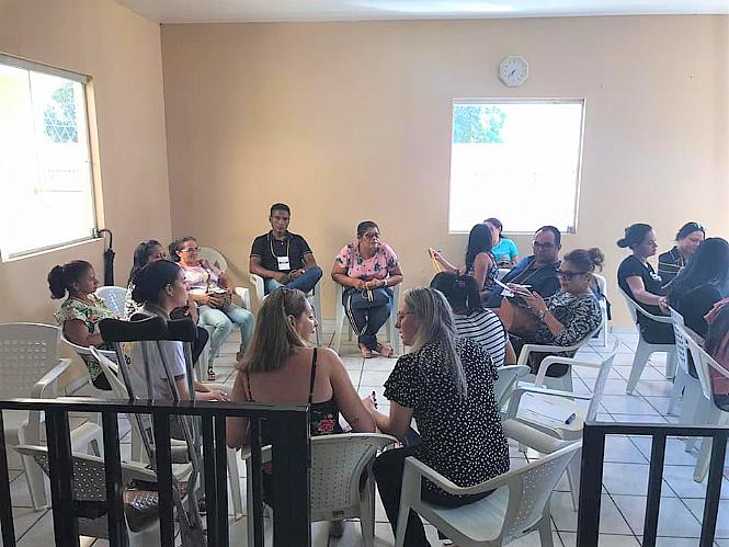 Prefeitura de Barro Duro apresenta Plano de Educação Permanente em Saúde