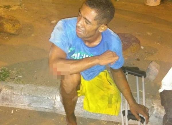 Deficiente físico é preso após arrombar agência do BB em Teresina