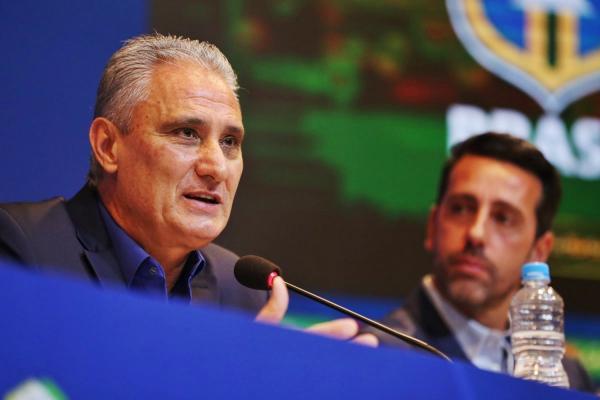 Técnico Tite anuncia segunda convocação após a Copa do Mundo