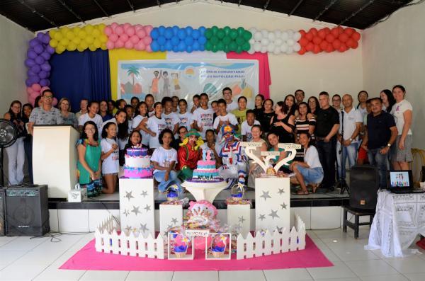 Prefeitura de Hugo Napoleão promove I Fórum Comunitário do Selo Unicef