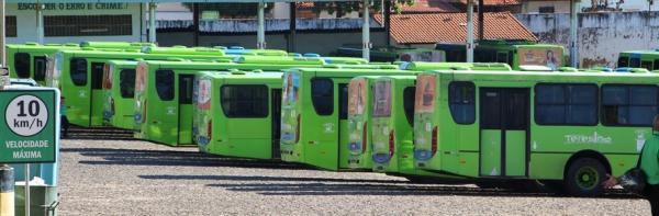 Motoristas de ônibus vão paralisar em Teresina nesta quinta-feira em Teresina
