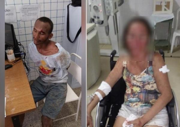 Homem é preso acusado de agredir a própria esposa em Teresina
