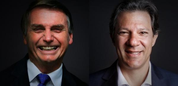 Hadad tem 54% dos votos válidos no Piauí contra 18% de Bolsonaro