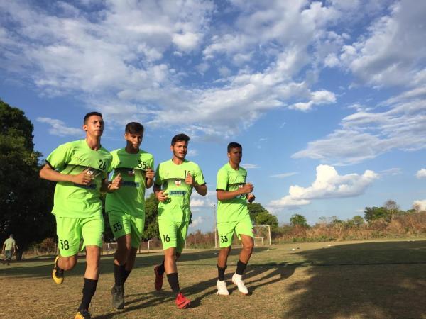 River conta com reforços para estreia na Copa do Nordeste Sub 20