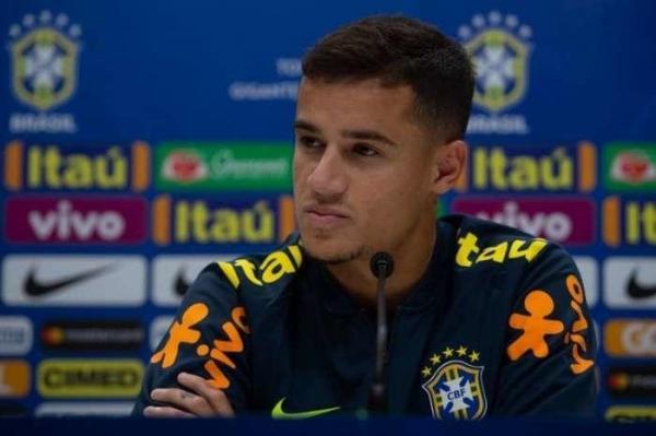 Coutinho diz que Brasil vai ganhar da Argentina