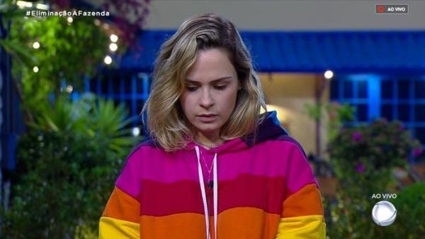 Ana Paula Renault é eliminada de A Fazenda: