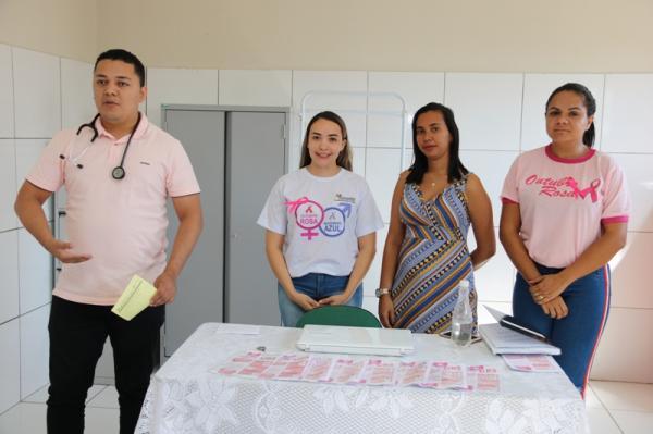 Água Branca | Prefeitura intensifica ações de prevenção ao câncer de mama