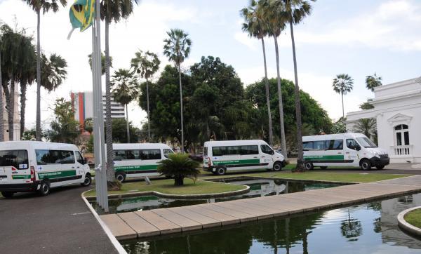 Saúde | Água Branca, Santo Antônio dos Milagres e mais 15 municípios do PI receberão veículos nesta quinta-feira