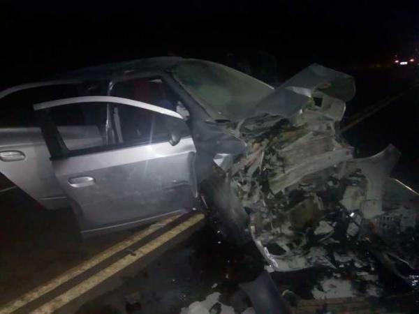 Familiares que iam para velório de médico morto em acidente se envolvem em uma colisão frontal com veículo; 10 feridos