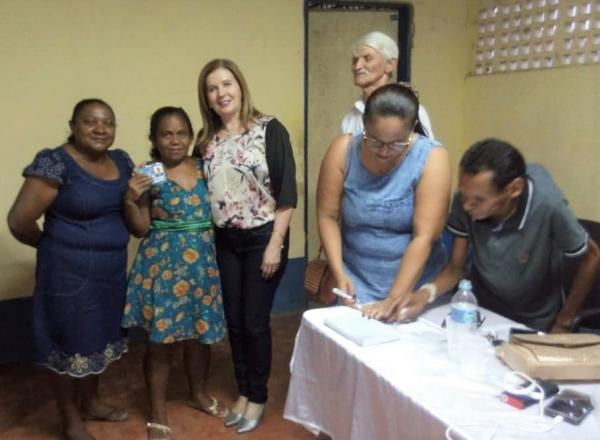 Associações APDA e ACEAPI de Angical do Piauí realizam evento sobre Projeto Passe Livre