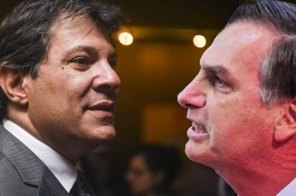No Maranhão, Fernando Haddad diz que filho de Bolsonaro ameaçou STF
