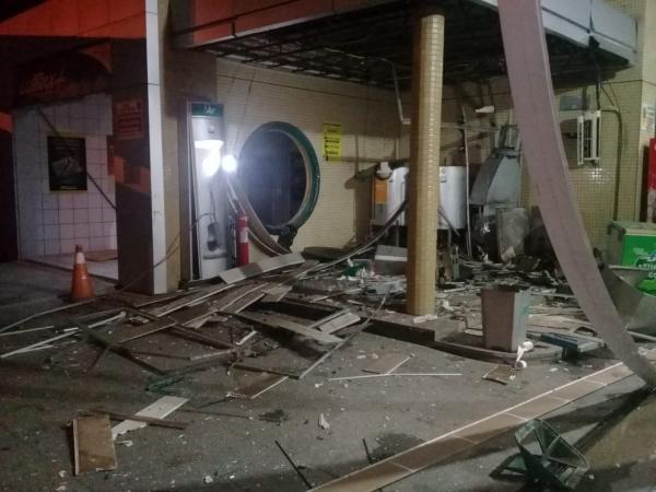 Dois envolvidos na ação que explodiu caixa eletrônico em Floriano morrem em confronto com a PM