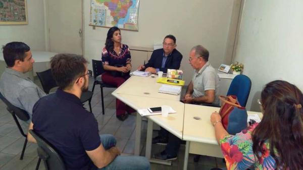 Procurador do Trabalho visita Barro Duro para investimentos em obras