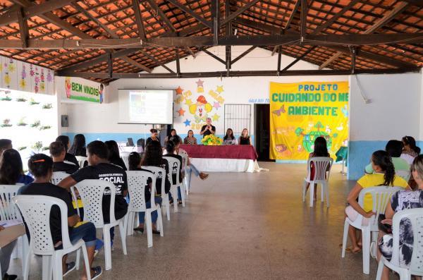 Barro Duro promove IX Conferência Municipal dos Direitos da Criança e do Adolescente