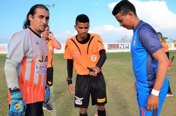Quatro jogos movimentaram a 1ª Copa dos Campeões Municipais do Médio Parnaíba no final de semana; veja