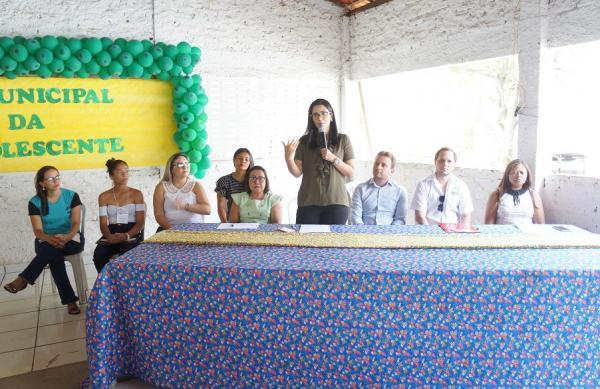 Conferia municipal dos Direitos da Criança e do Adolescente em São Pedro