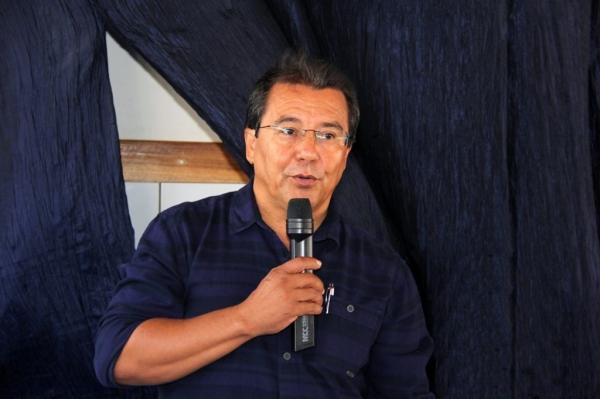 Jonas Moura afirma que Gil Carlos abriu mão da reeleição para apoiar seu nome em consenso