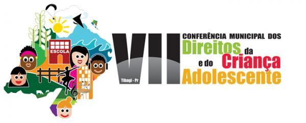 7ª Conferência Municipal dos Direitos da Criança e do Adolescente, acontece nos dias 12 e 13  de novembro em Agricolândia