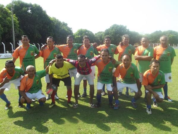Elesbão Veloso goleia por 4 a 0 o time de Agricolândia pela 4ª Copa dos Cinquentões do Médio Parnaíba