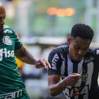Palmeiras arranca empate com Atlético-MG e segue líder