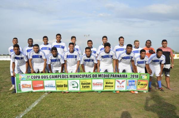 Real vence CRA e é a terceira equipe garantida na semifinal da 1ª Copa dos Campeões Municipais do Médio Parnaíba; veja