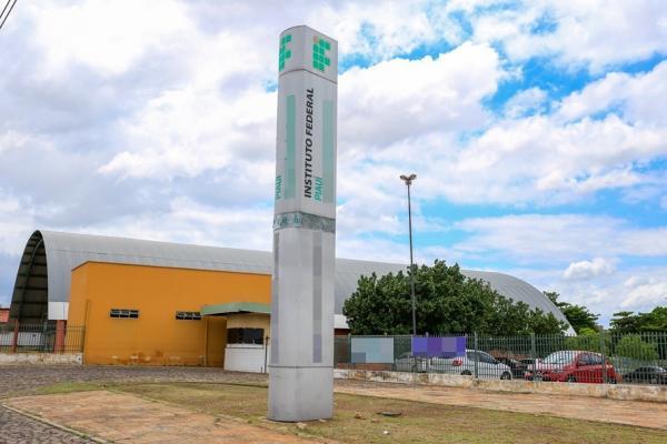 Sede do IFPI (Imagem: Divulgação Ascom)