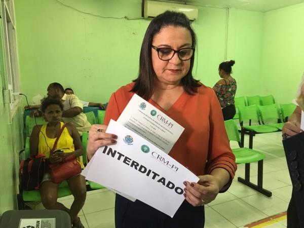 CRM interdita Maternidade Dona Evangelina Rosa por 60 dias