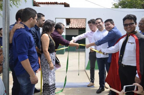 Prefeitura de Água Branca inaugura prédio sede do Programa Estação Juventude 2.0