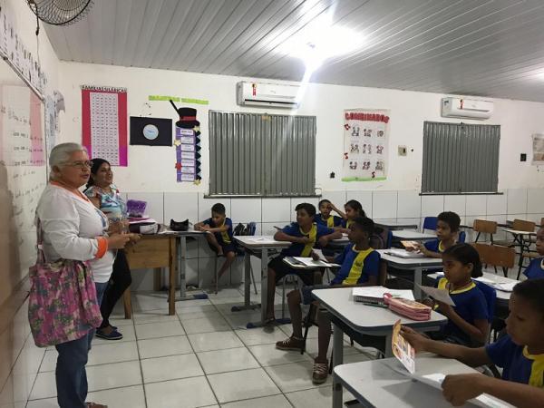 DENGUE: UBS do bairro Outro Lado realiza palestra preventiva na escola