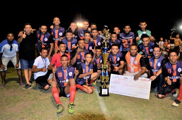 PSG vence Real e conquista o título da 1ª Copa dos Campeões do Médio Parnaíba; imagens
