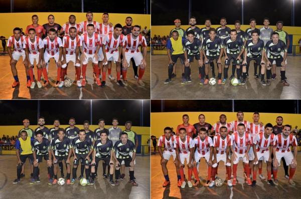 Título da 9ª Liga dos Campeões de Futsal será decidido entre Internacional e Floriano, no próximo dia 08