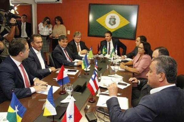 Governador Wellington Dias diz que prioridade é honrar pagamento da folha dos servidores