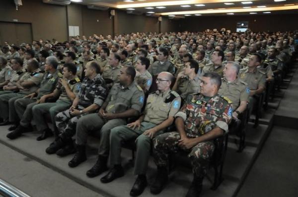 Policiais Militares piauienses são treinados para registrar ocorrências