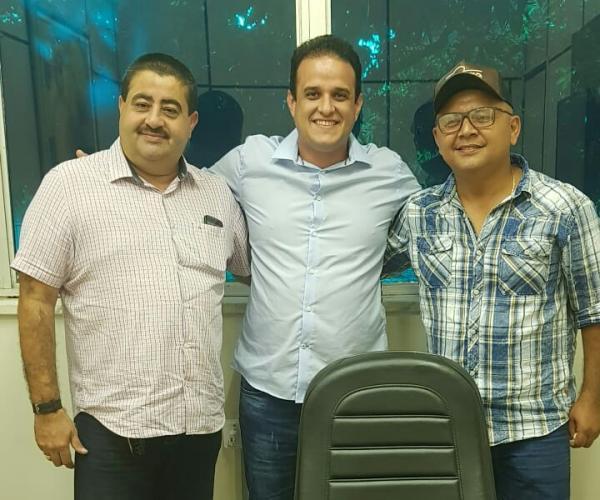 Após consenso, prefeito Diego Teixeira é escolhido novo presidente da AMPAR, a partir de 1º de janeiro
