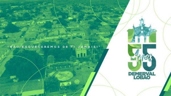 Demerval Lobão comemora aniversário de 55 anos com grande programação; veja