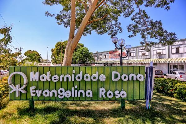 Maternidade Dona Evangelina Rosa (Imagem: Divulgação)